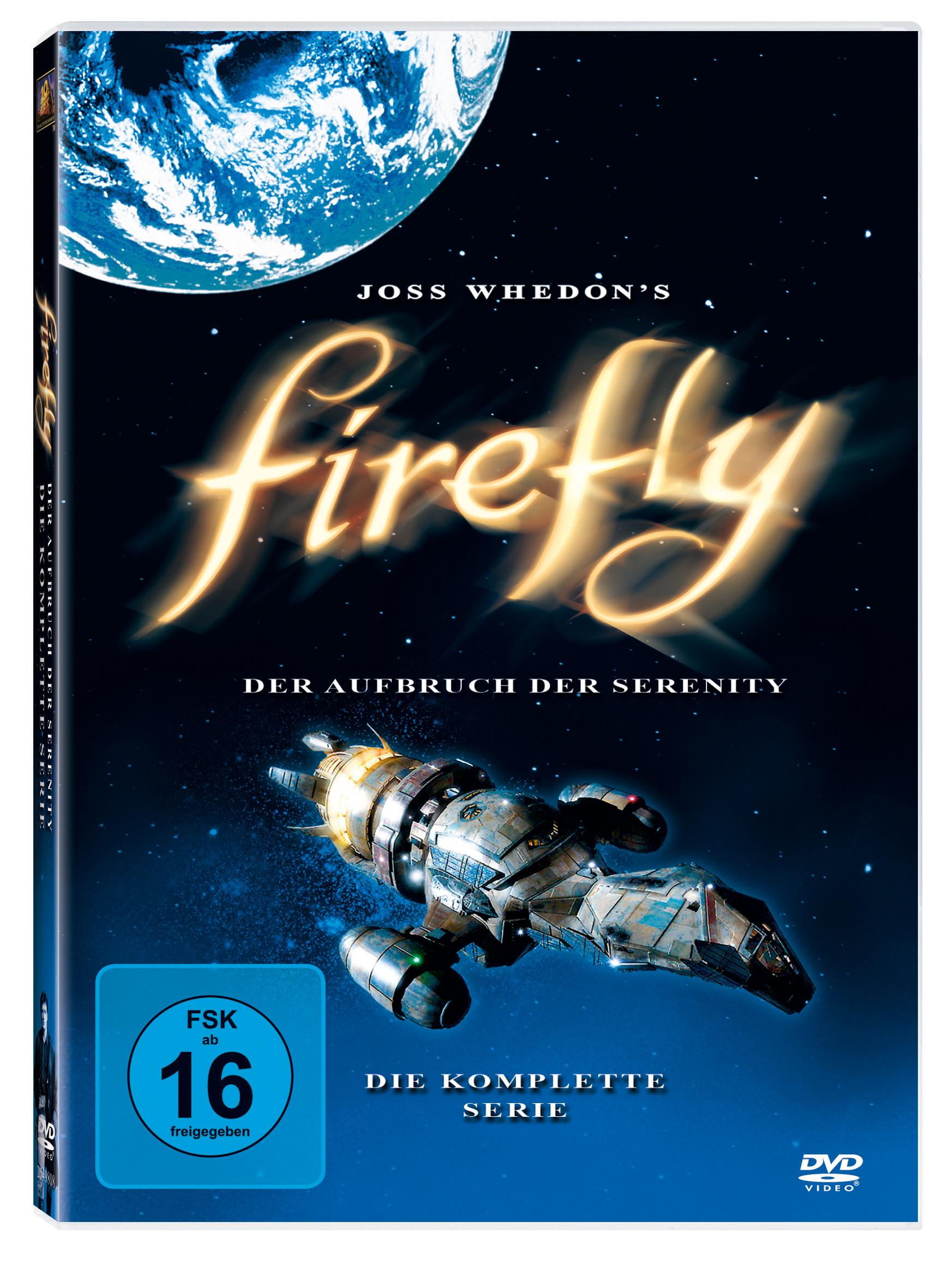 Image of Firefly - Die komplette Serie