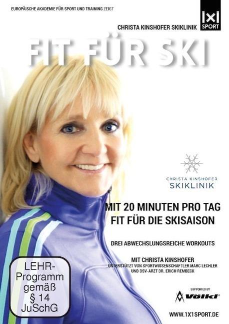 Image of Fit für Ski - Mit 20 Minuten pro Tag fit für die Skisaison