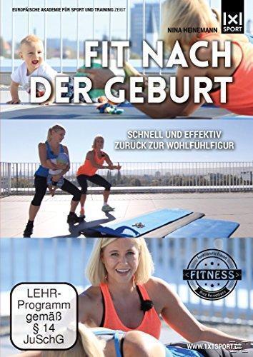 Image of Fit nach der Geburt - Schnell und effektiv zurück zur Wohlfühlfigur - Funktionelle Rückbildungsgymnastik mit und ohne BABY