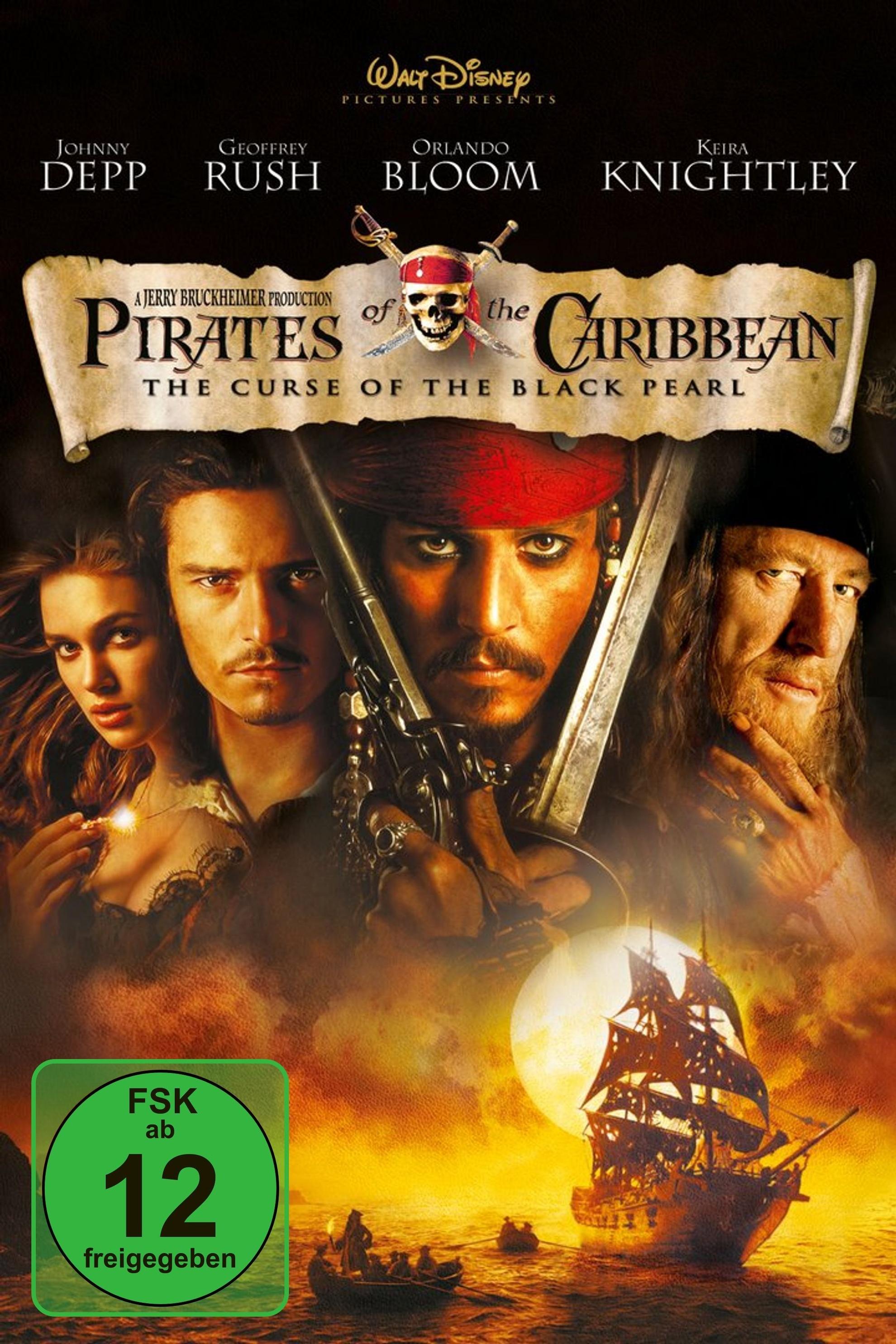 Fluch Der Karibik Dvd Jetzt Bei Weltbild De Online Bestellen