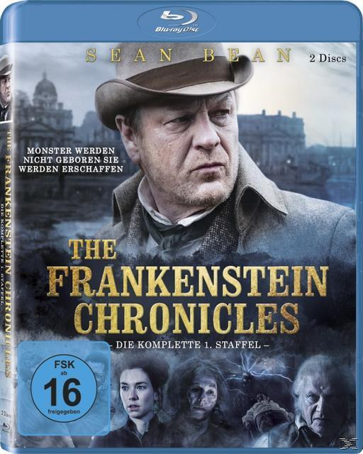 Image of Frankenstein Chronicles - Staffel 1 - 2 Disc Bluray