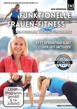 Image of Funktionelle Frauen-Fitness, 1 DVD