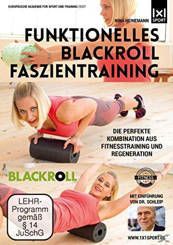 Image of Funktionelles BLACKROLL Faszientraining - Für Profis und Einsteiger - Schneller zum Erfolg dank Faszienfitness
