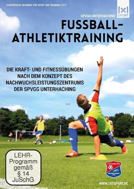 Image of Fußball-Athletiktraining, 1 DVD