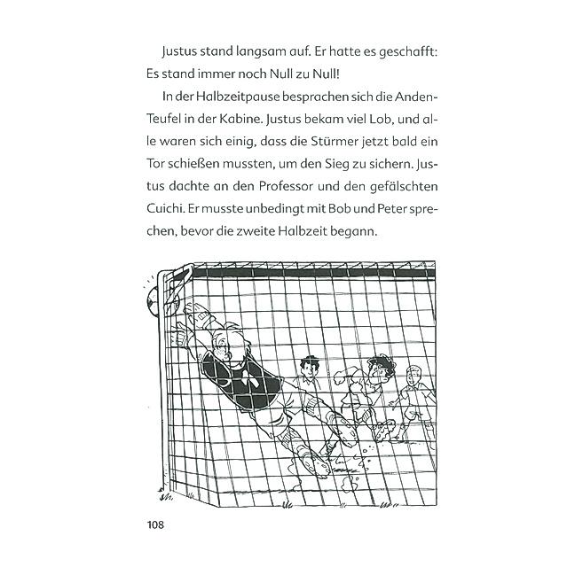 Fussballgotter Die Drei Fragezeichen Kids Bd 42 Buch Versandkostenfrei