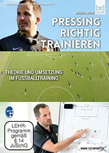 Image of Fußballtaktik: Pressing richtig trainieren