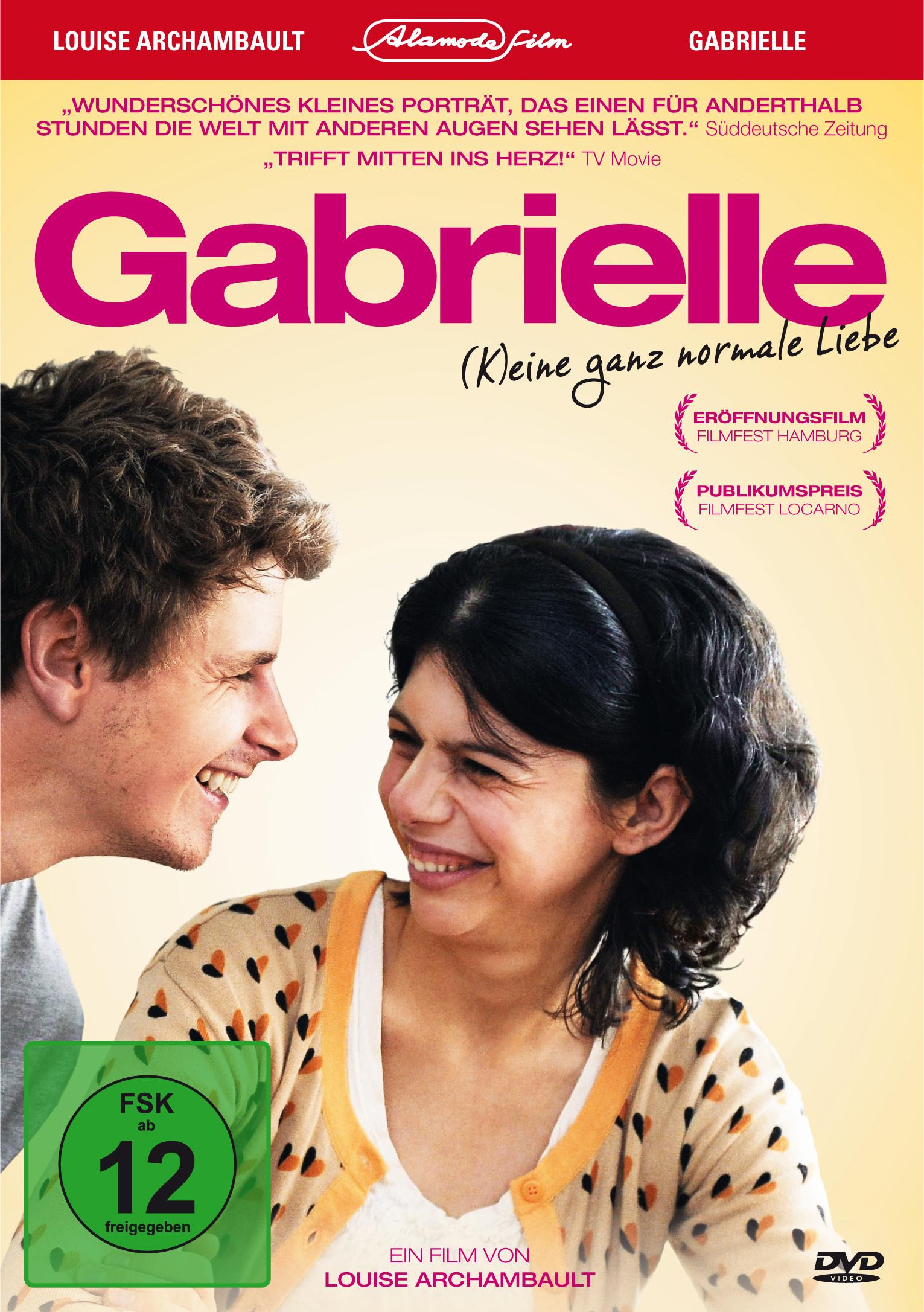 Image of Gabrielle - (K)eine ganz normale Liebe