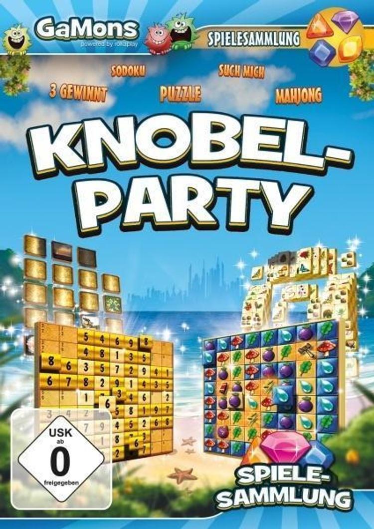 Knobelparty Facebook