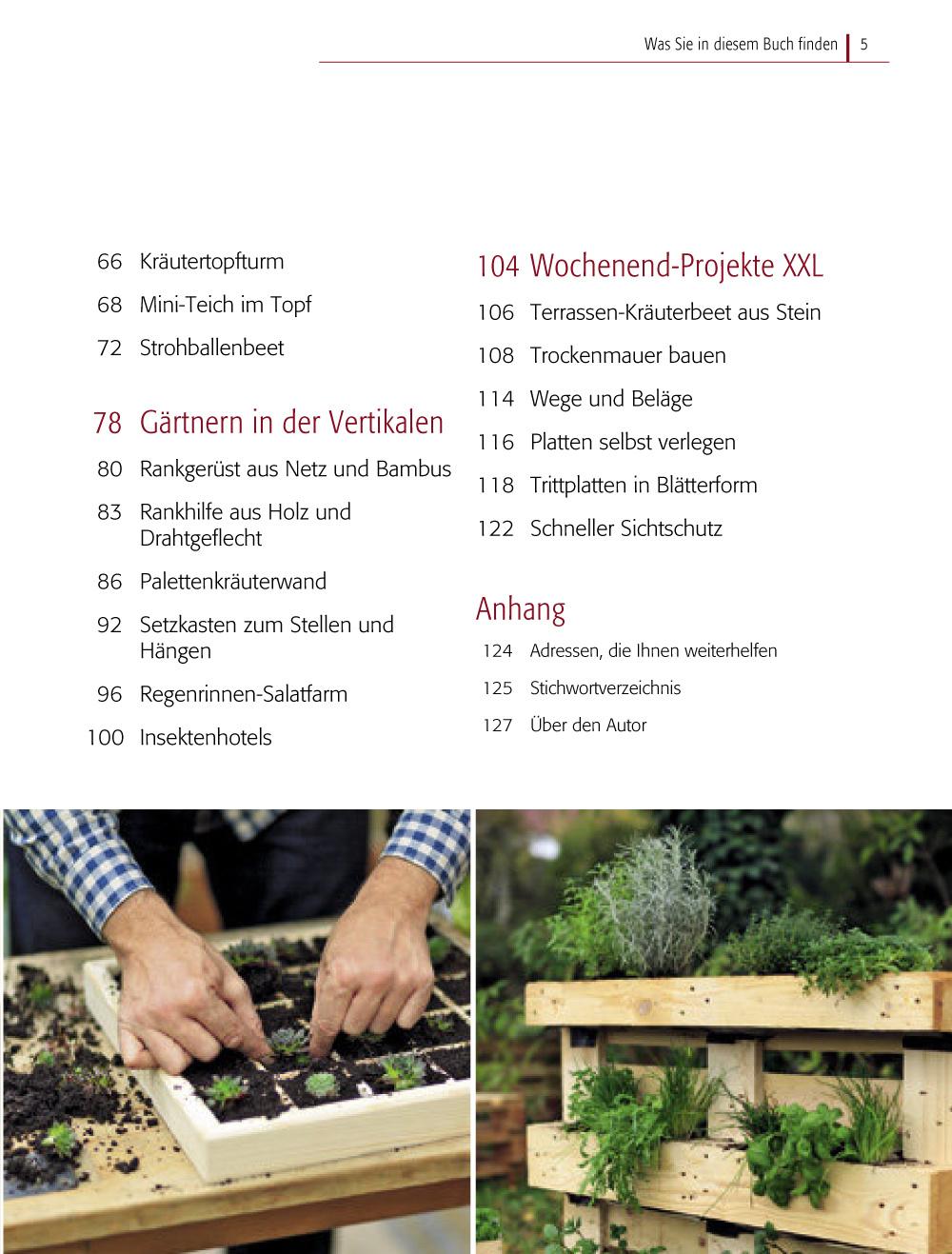 Hochbeet Pflanztisch Gartentisch Balkongarten Krauterbeet