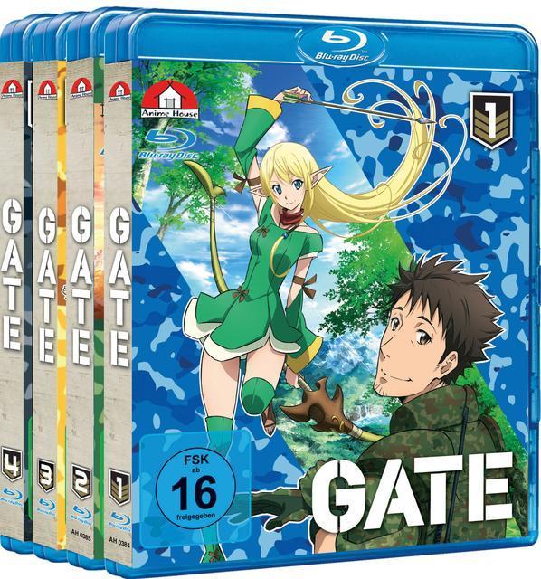 Image of Gate - 1. Staffel (Gesamtausgabe)