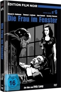 Image of Gefährliche Begegnung - Die Frau am Fenster Limited Mediabook