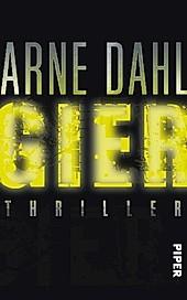 Gier / Opcop-Team Bd.1 - eBook - Arne Dahl,