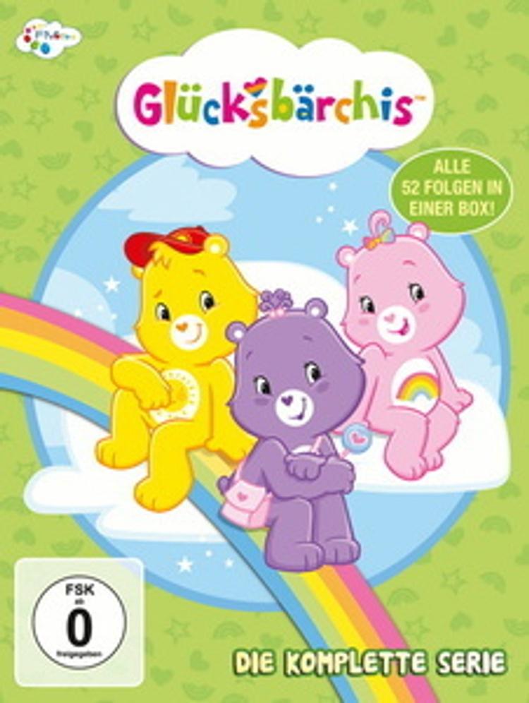Glucksbarchis Die Komplette Serie Dvd Bei Weltbild Ch Bestellen