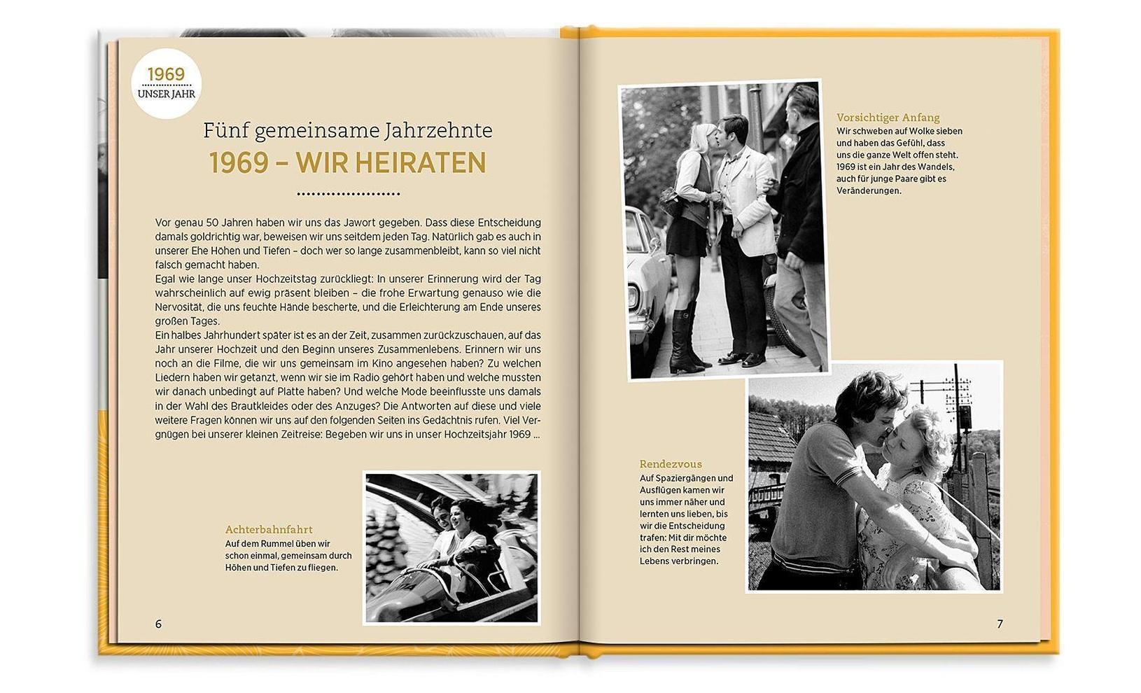 goldene hochzeit - 1969-2019
