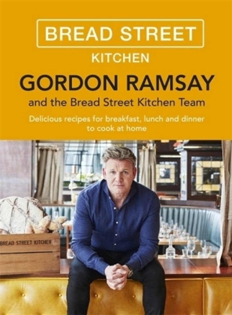 Gordon Ramsay And The Bread Street Kitchen Team Buch Versandkostenfrei