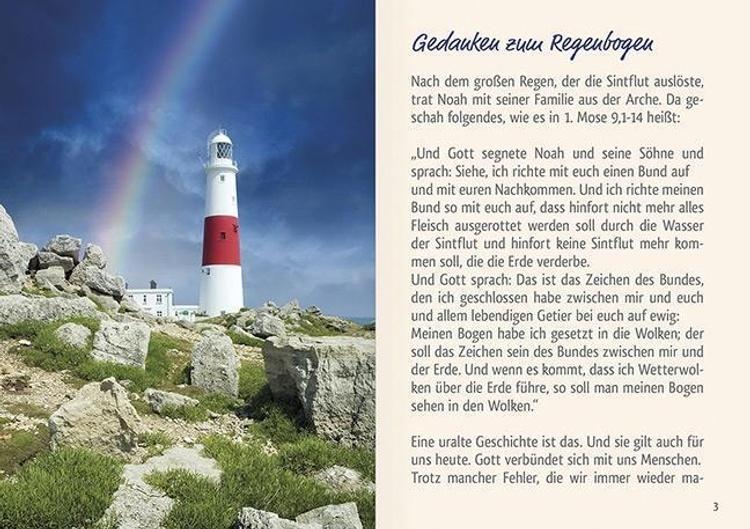 Regenbogen bunter regenbogen du zeichen gottes für uns lied