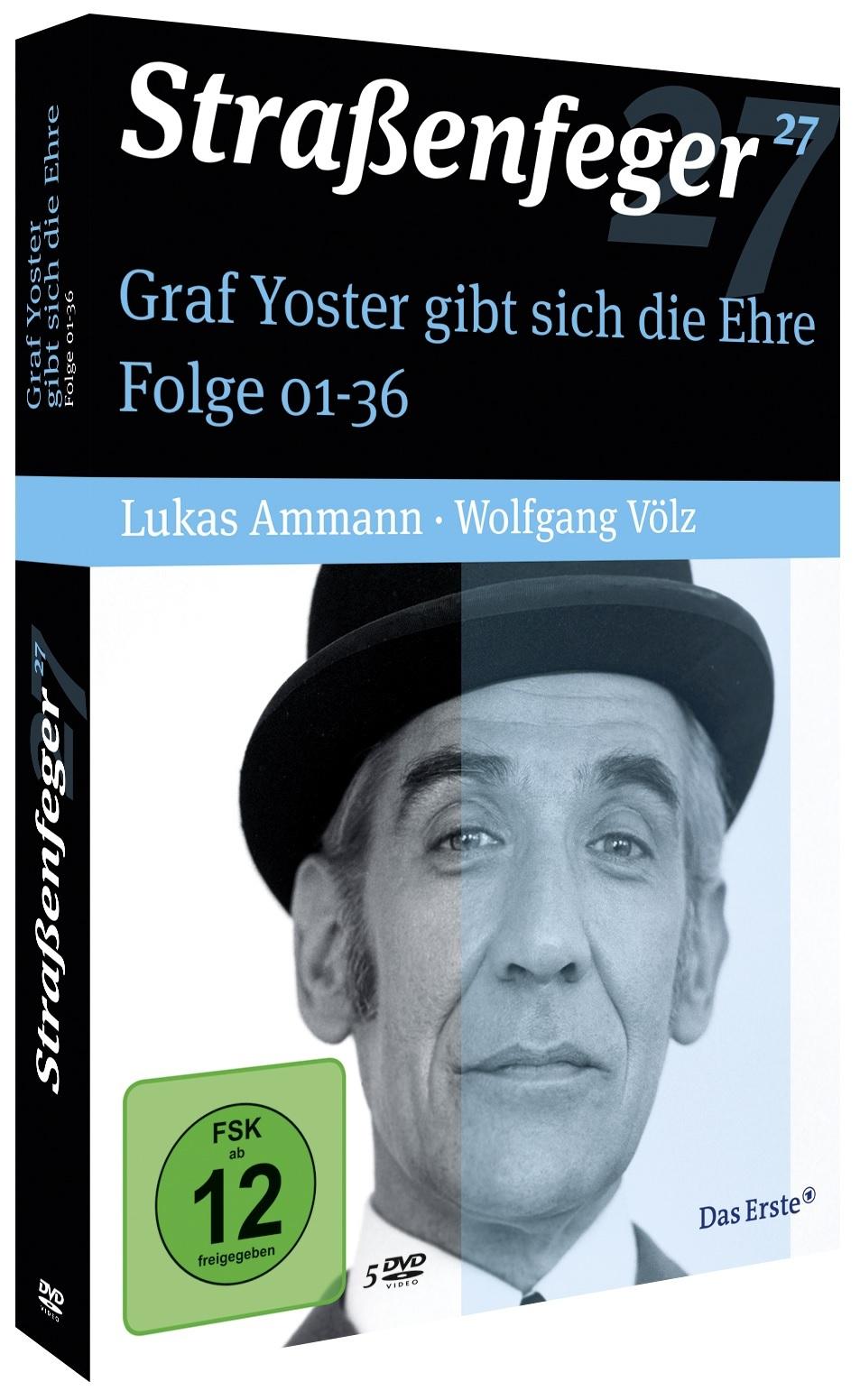 Image of Graf Yoster gibt sich die Ehre - Box 1