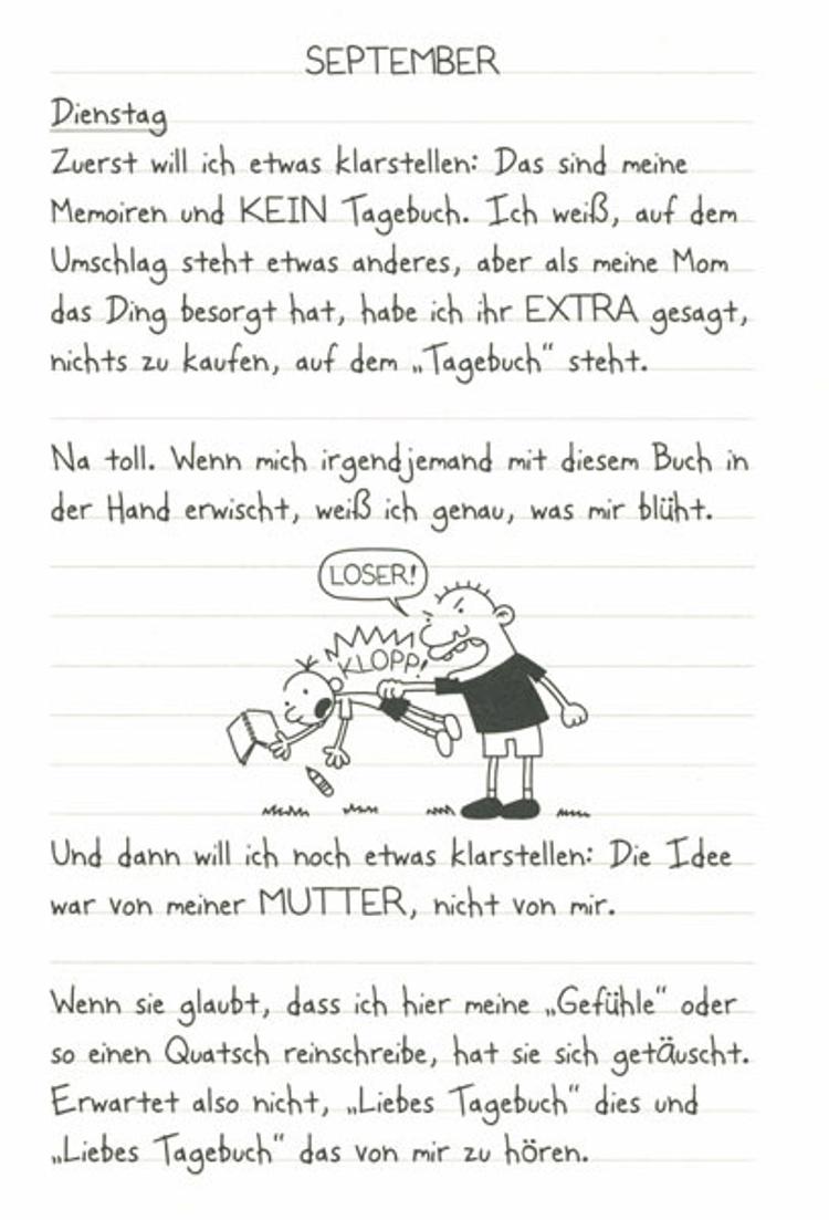 Gregs Tagebuch Band 1: Von Idioten Umzingelt! Buch Versandkostenfrei