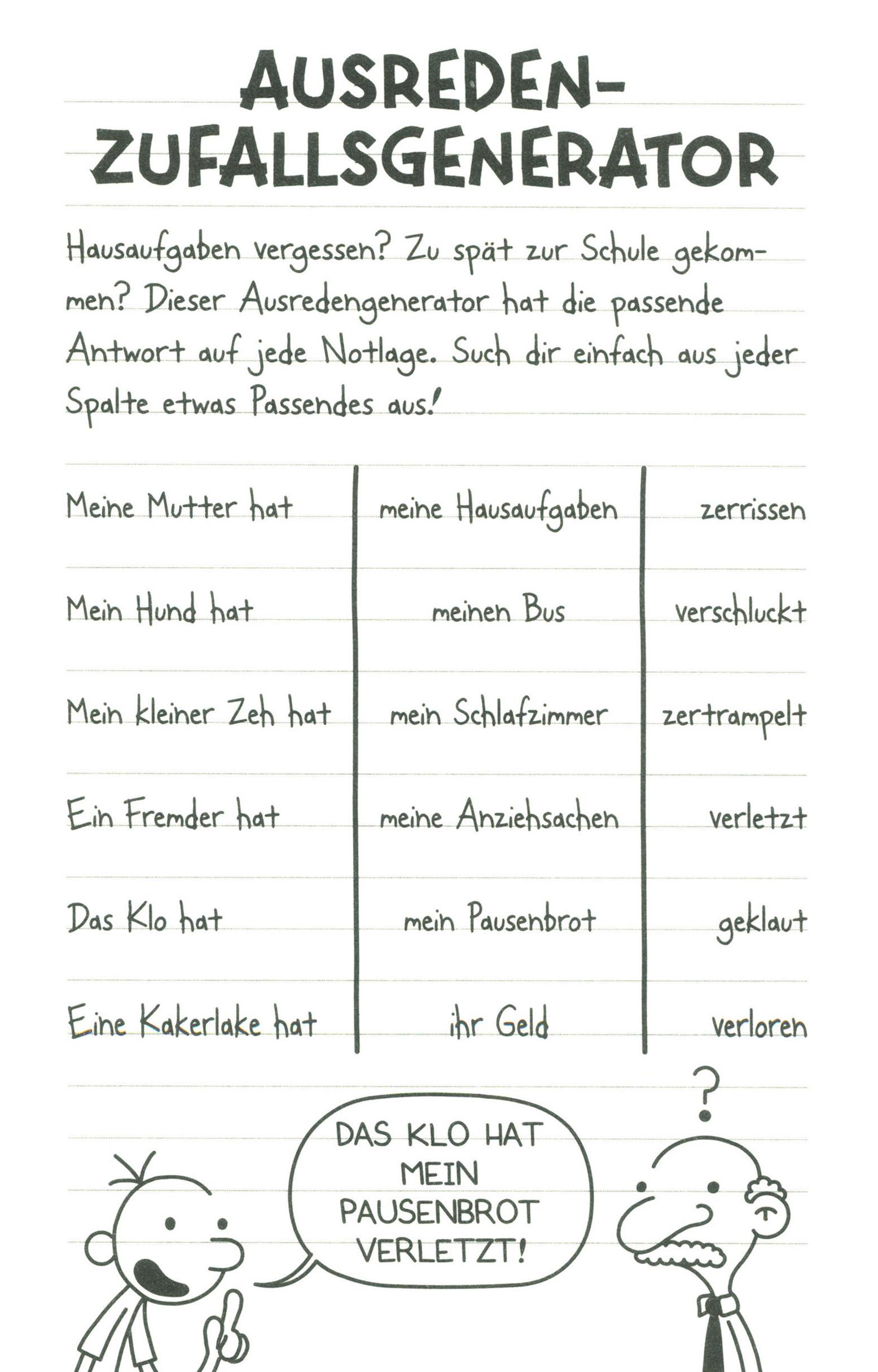 Gregs Und Mein Tagebuch, Mach's Wie Greg! Buch - Weltbild Ch
