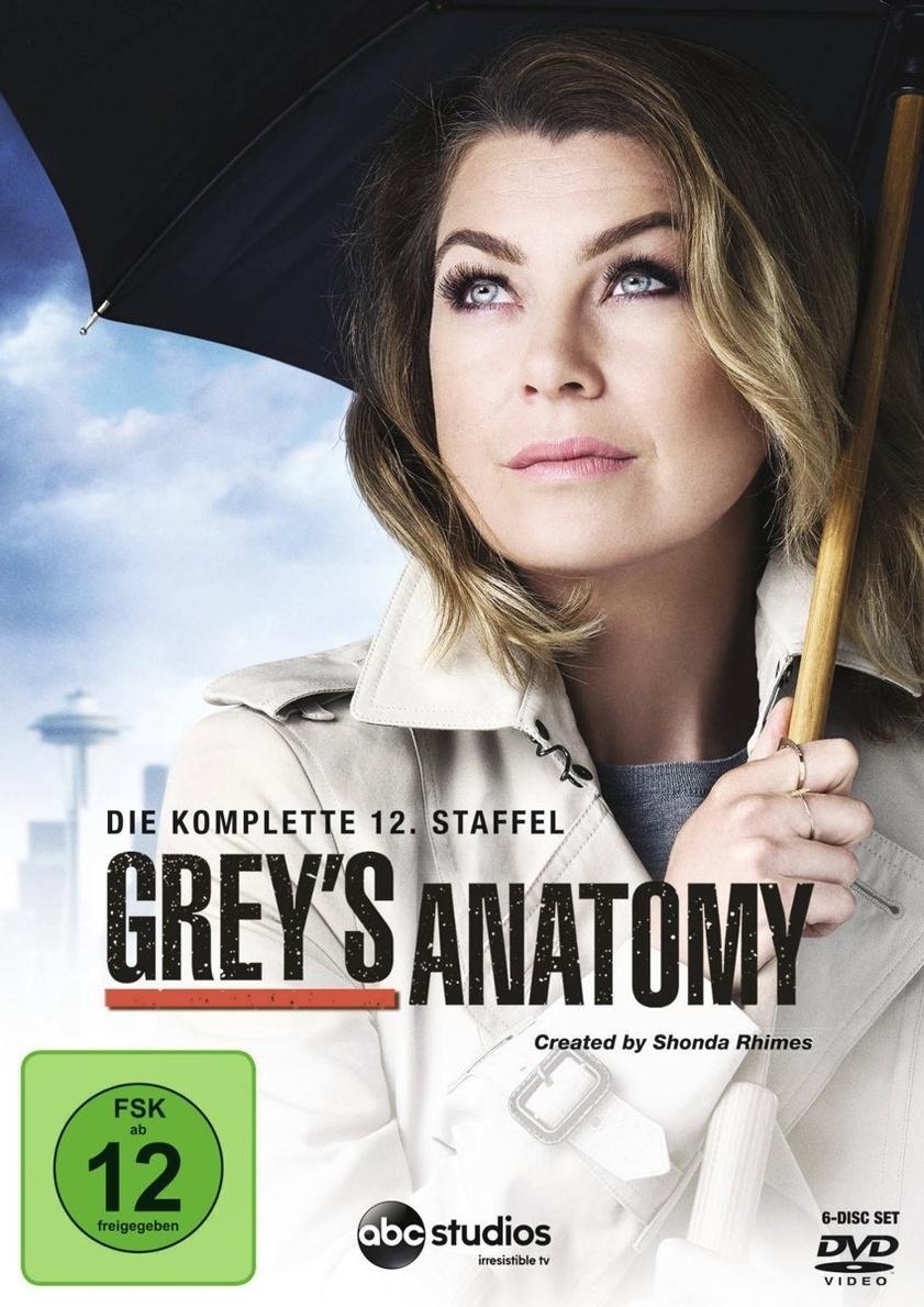 Greys Anatomy 12. Staffel