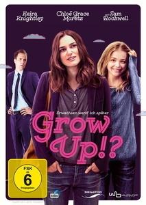 Image of Grow Up!? - Erwachsen werd' ich später
