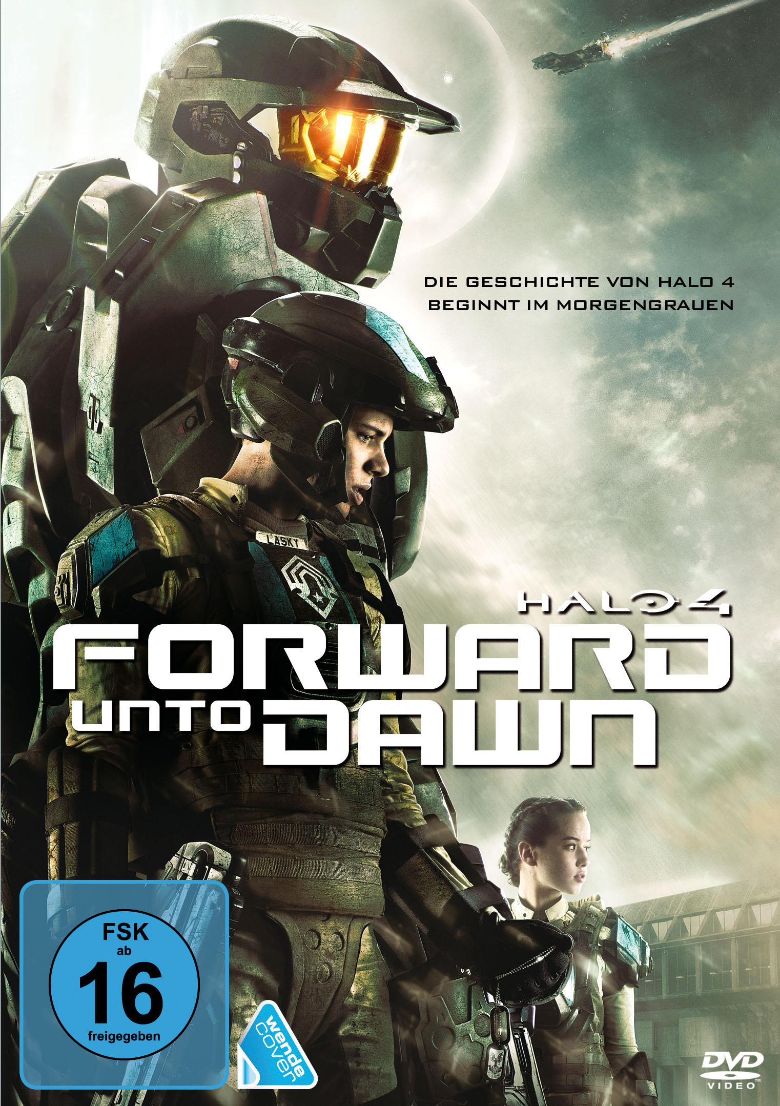 Image of Halo 4 - Forward Unto Dawn