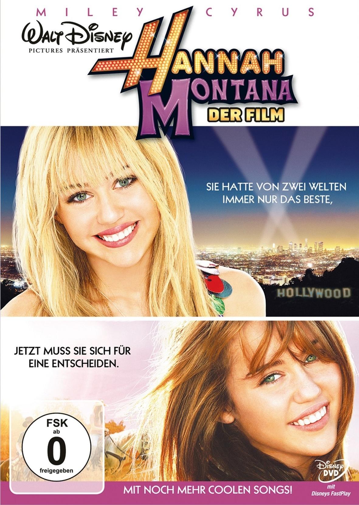 Hannah Montana Der Film Dvd Bei Weltbild De Bestellen
