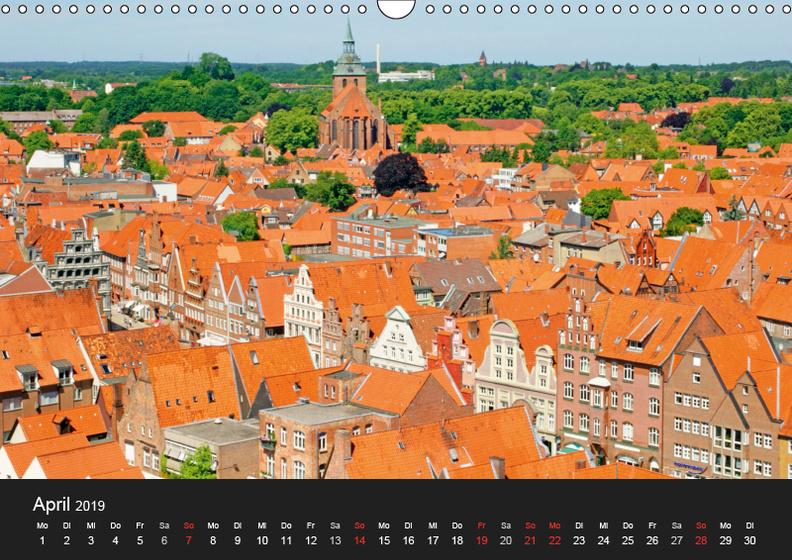 Hure Lüneburg, Hansestadt