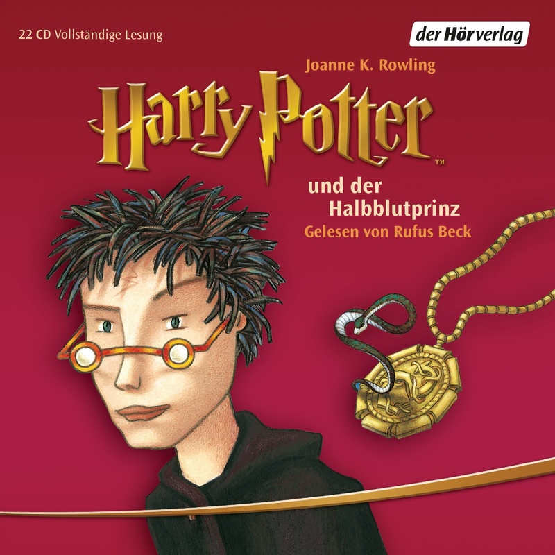 Harry Potter 6 Harry Potter Und Der Halbblutprinz Horbuch