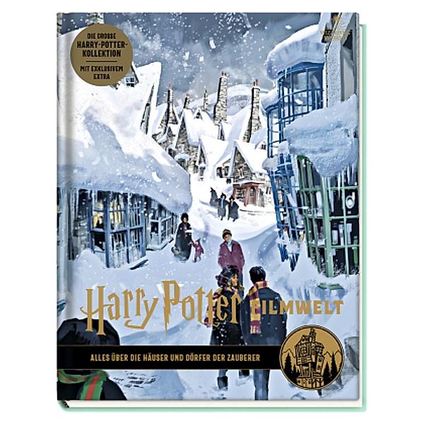 Harry Potter Filmwelt Buch Von Jody Revenson Versandkostenfrei Bestellen