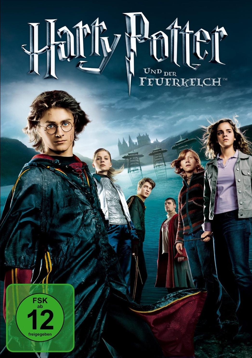 Harry Potter Und Der Feuerkelch Dvd Bei Weltbild Ch Bestellen