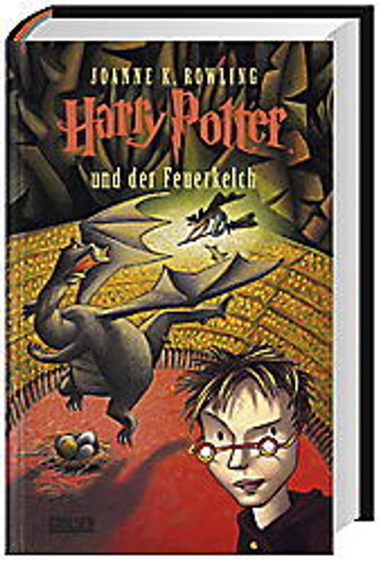 Harry Potter Und Der Feuerkelch Band 4 Buch Versandkostenfrei Weltbild Ch