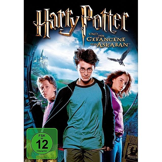 Harry Potter Und Der Gefangene Von Askaban Dvd Weltbild De