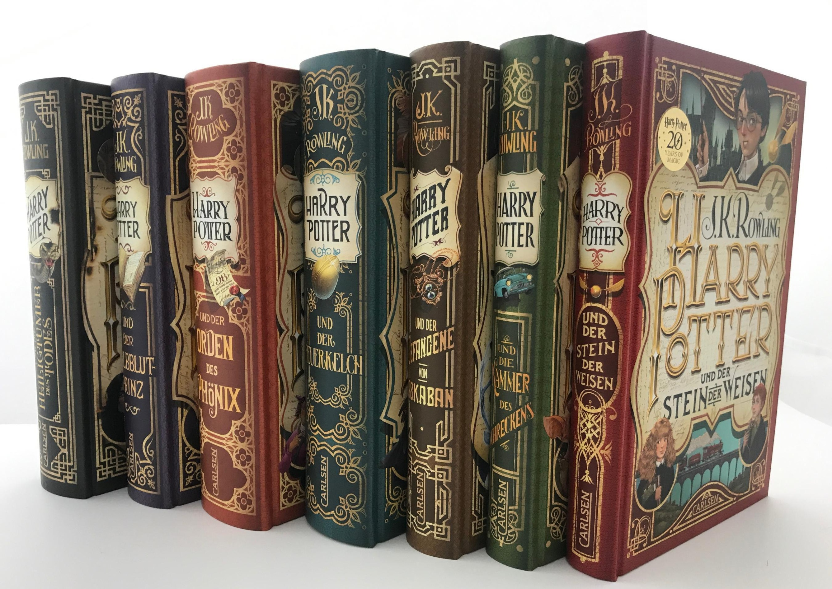 Harry Potter Und Der Halbblutprinz Harry Potter Jubilaum Bd 6 Buch