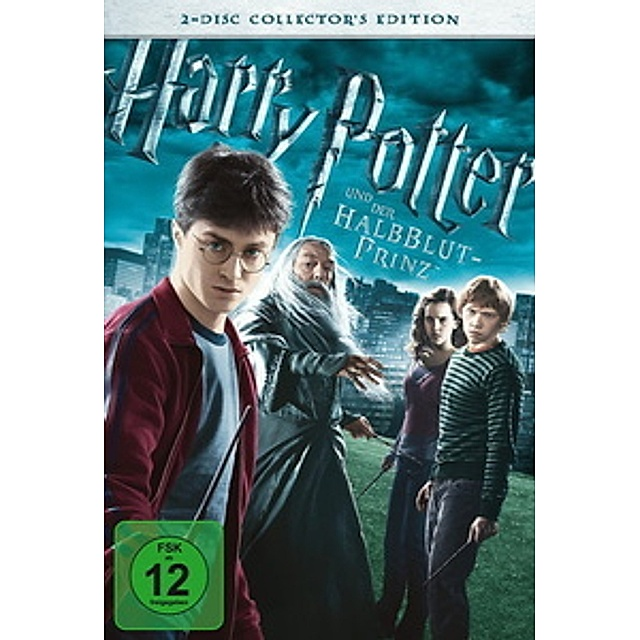 Harry Potter Und Der Halbblutprinz Teil 6 Special Edition Film Weltbild De