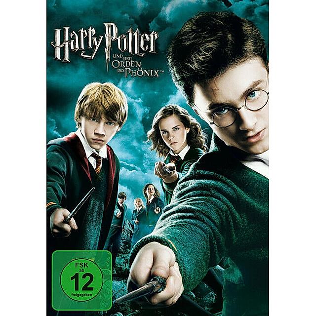 Harry Potter Und Der Orden Des Phonix Dvd Weltbild Ch