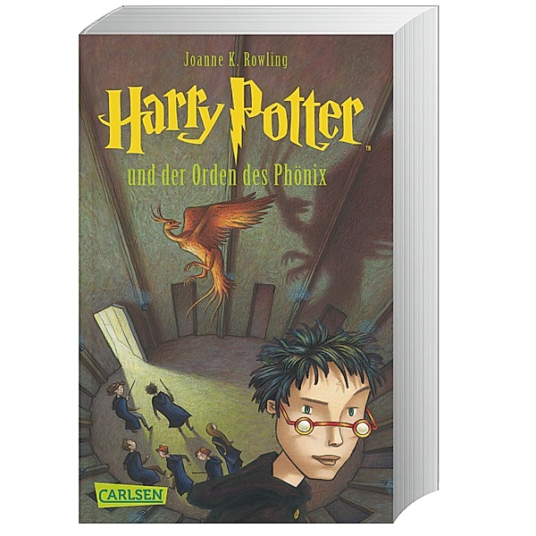 Harry Potter Und Der Orden Des Phonix Harry Potter Bd 5 Buch