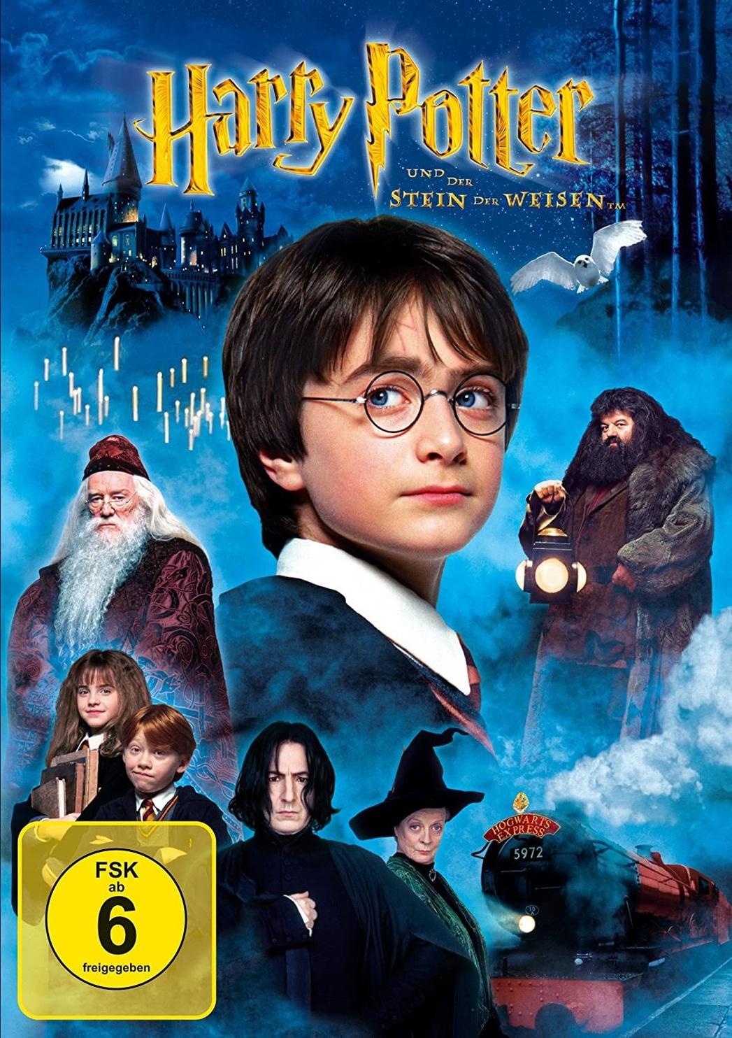 Harry Potter Und Der Stein Der Weisen Dvd Weltbild De