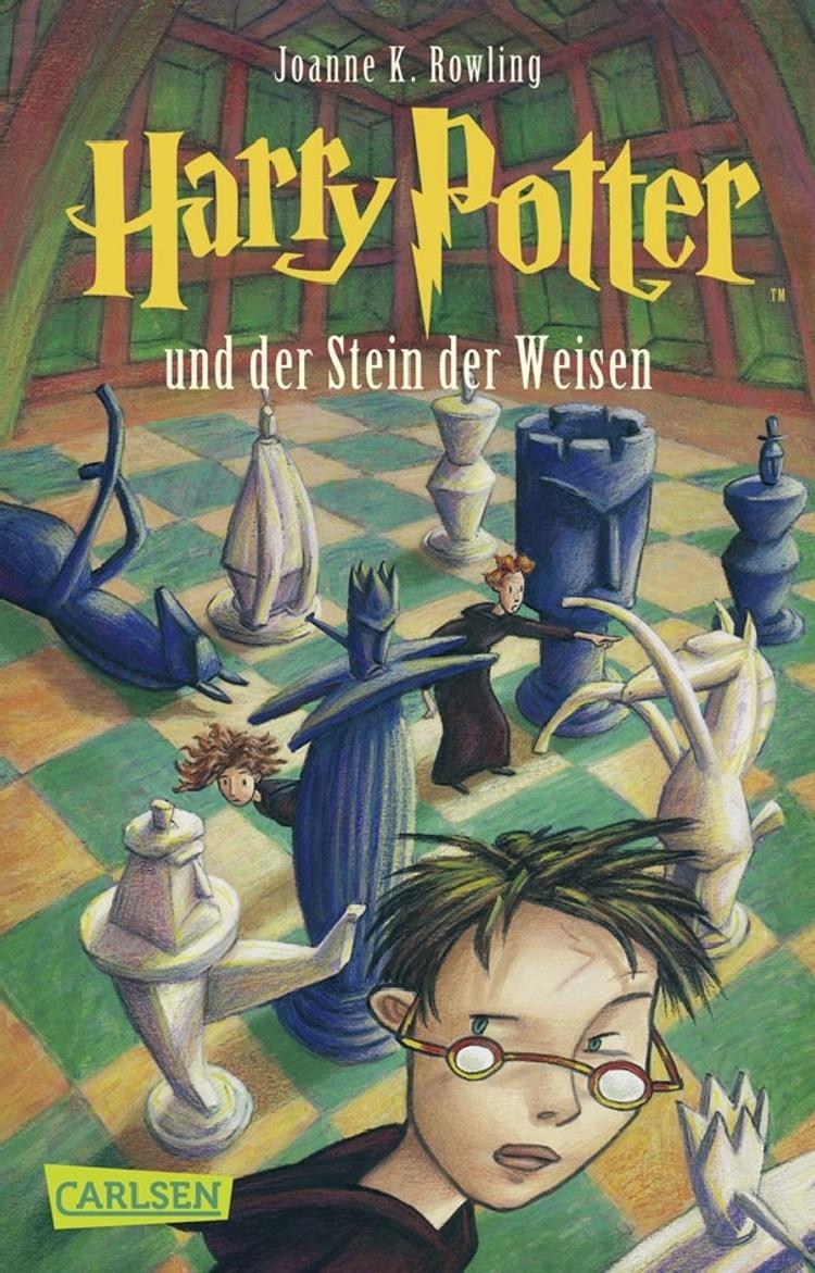 Harry Potter Und Der Stein Der Weisen Harry Potter Bd 1 Weltbild Ch
