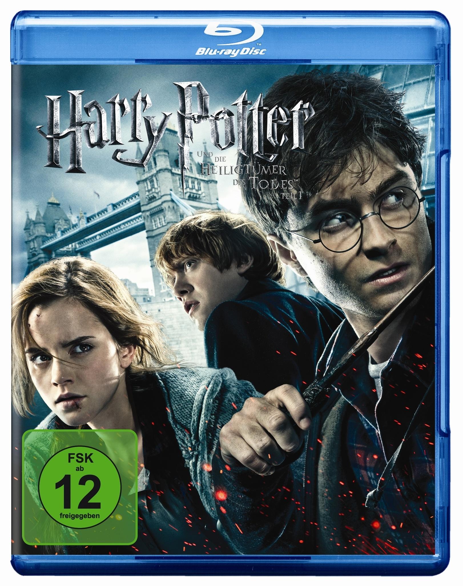 Harry Potter Und Die Heiligtümer Des Todes Teil 1 Hd Stream