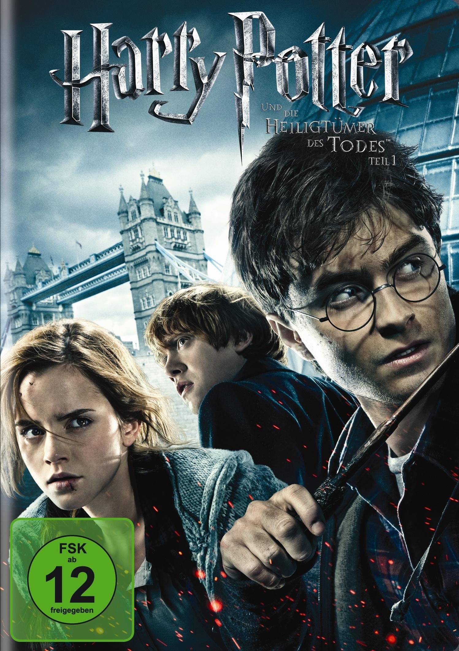 Harry Potter Und Die Heiligtumer Des Todes Teil 1 Film Weltbild De