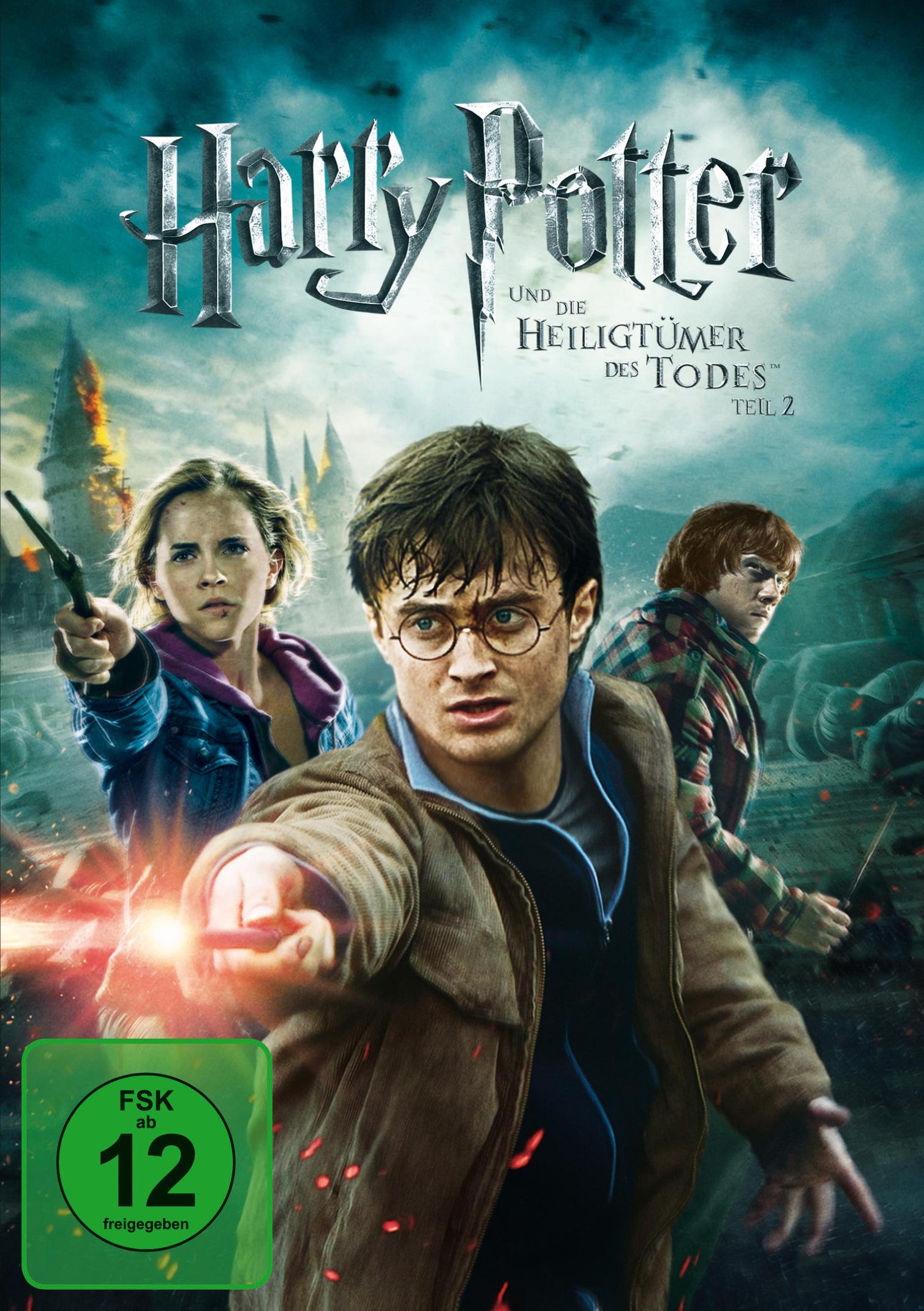 Harry Potter Und Die Heiligtumer Des Todes Teil 2 Film Weltbild De