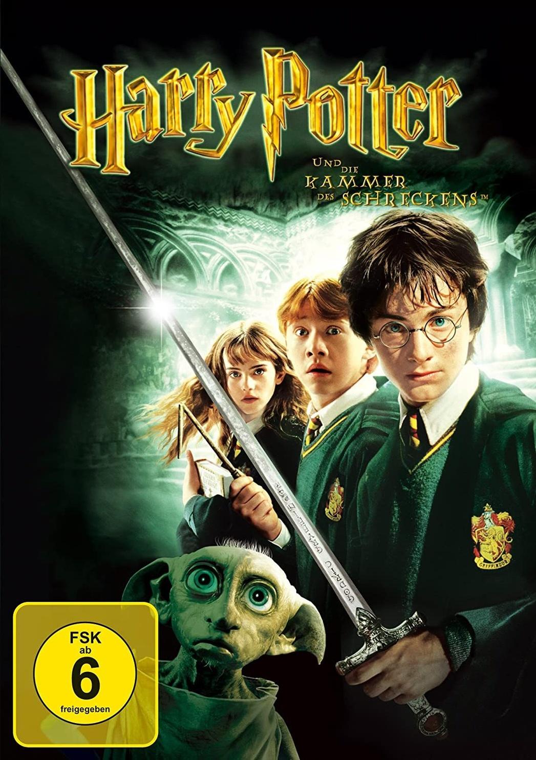 Harry Potter Und Die Kammer Des Schreckens Dvd Weltbild Ch