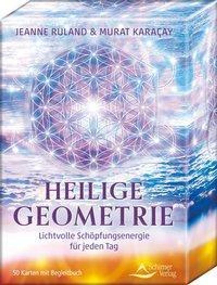 Heilige Geometrie 50 Karten Mit Begleitbuch Buch Versandkostenfrei