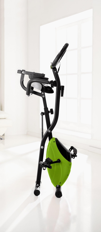 Heimtrainer Fahrrad mit Expanderbändern, klappbar | Weltbild.at