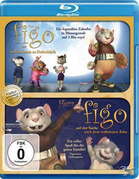 Image of Herr Figo und das Geheimnis der Perlenfabrik / Herr Figo auf der Suche nach dem verlorenen Zahn