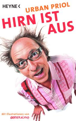 Hirn ist aus - Einer der beliebtesten deutschen Kabarettisten mit seinen besten Texten. Ob alltäglicher Irrsinn oder unbeschreibliche Geschichten der Regierenden - seine Texte sind ebenso brillant und genial