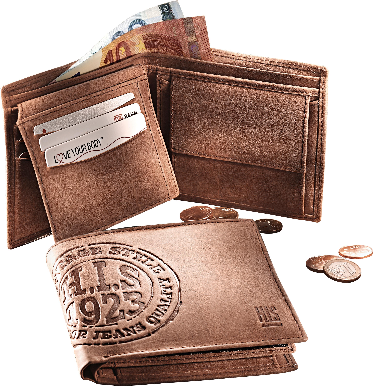 HIS Geldbörse