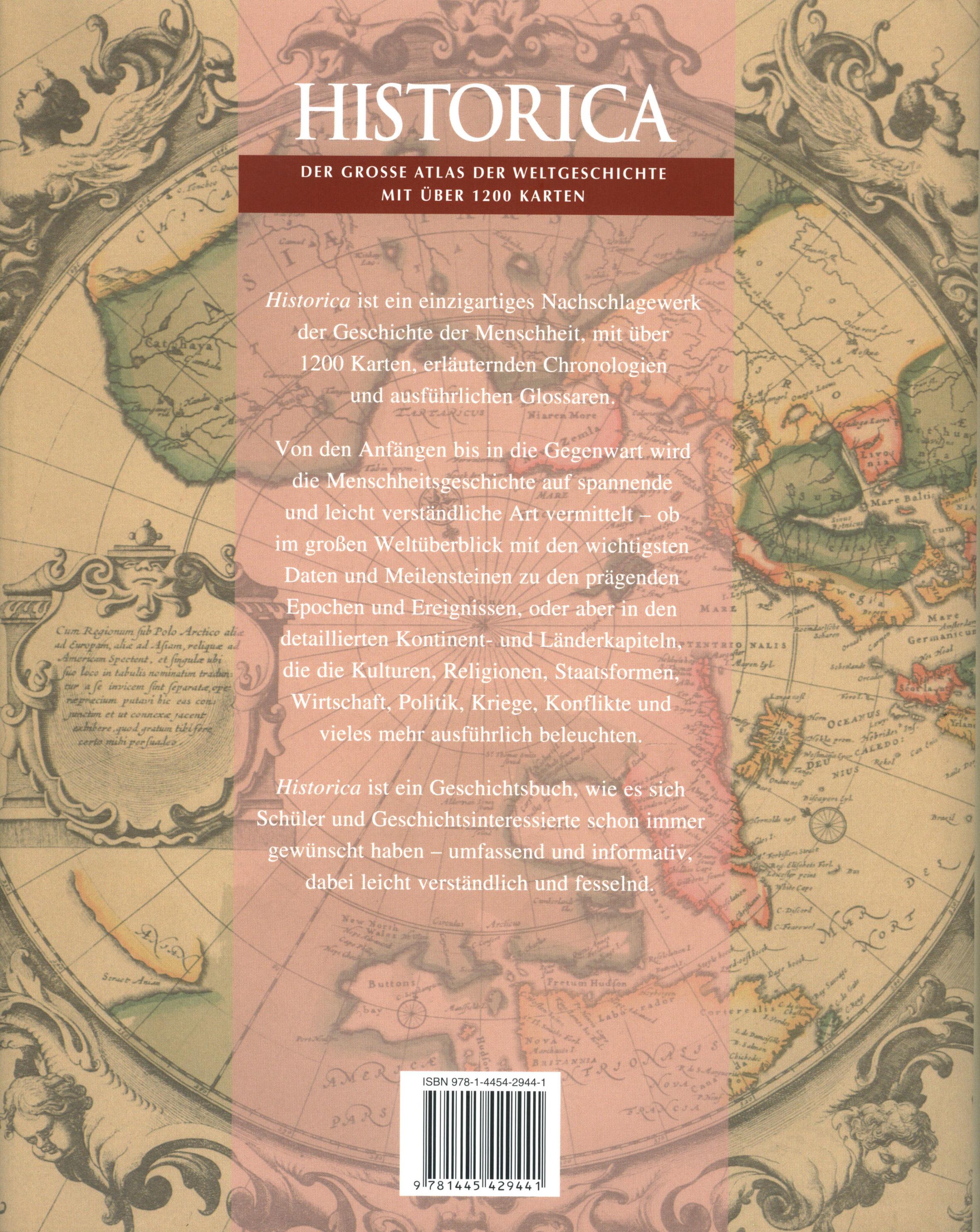 Historica Buch Von Markus Hattstein Versandkostenfrei Bei Weltbild At