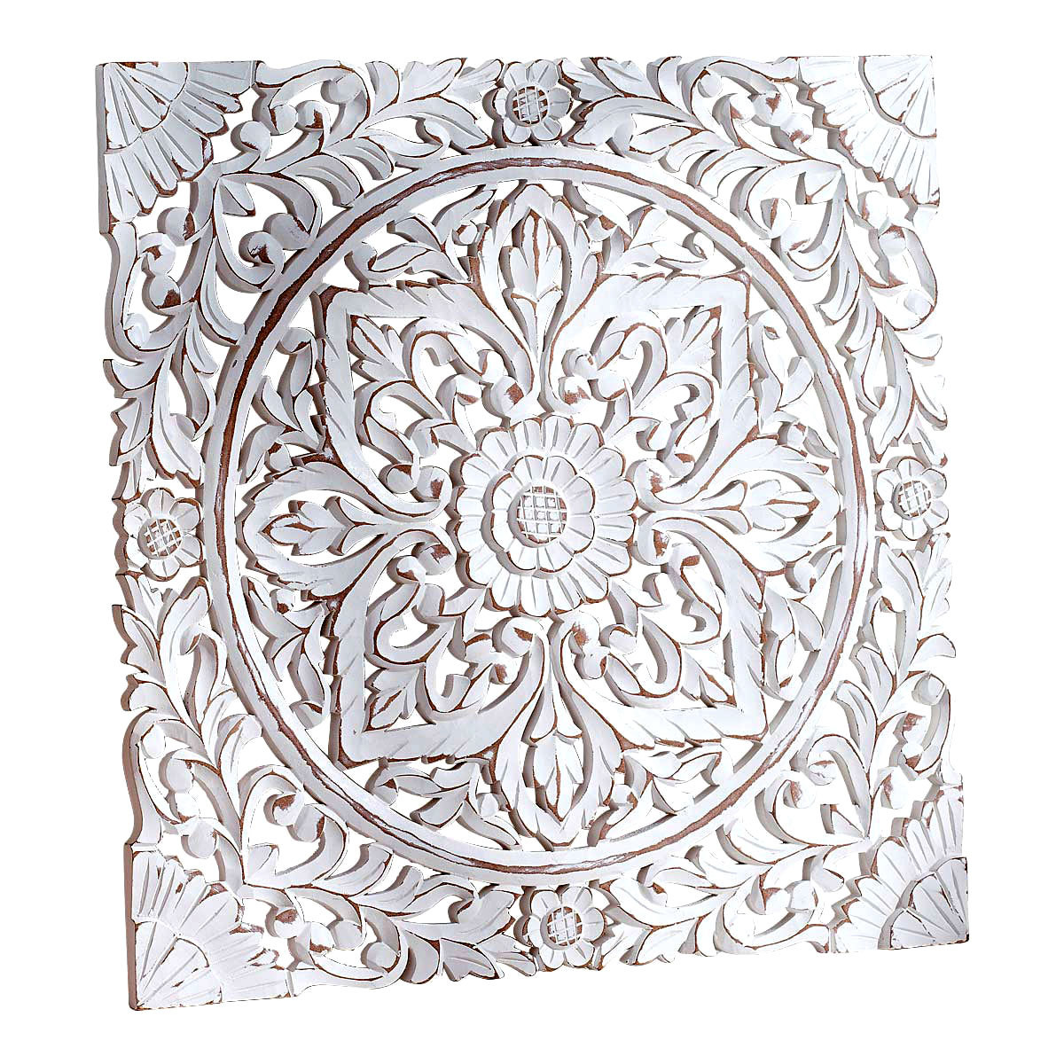 LED Wandbild Mandala aus Holz jetzt bei Weltbild.at bestellen